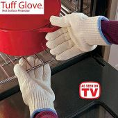 Tuff Glove Hot Surface Protector - Assorted Colors - 2 Pc