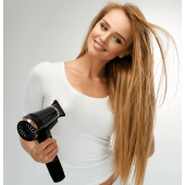 Divine Styler Pro Hair Dryer, cordless and rechargeable