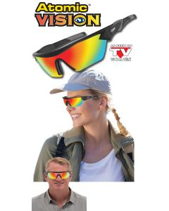 Atomic Vision HD Polarized Sunglasses