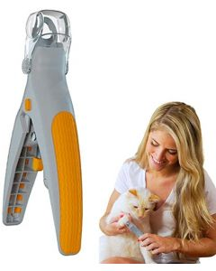 Peticare™ Illuminated Nail Clipper for Dogs & Cats
