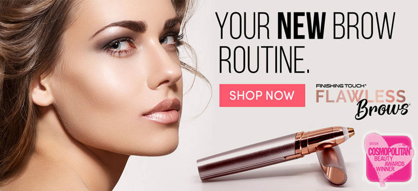 Finishing Touch Flawless Brows