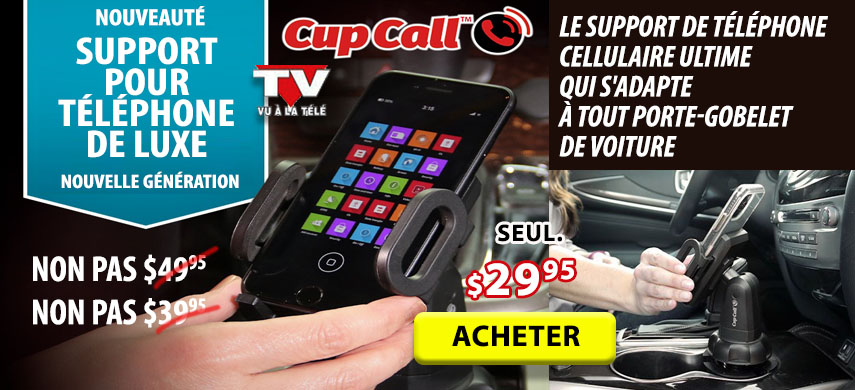 Support Cup Call