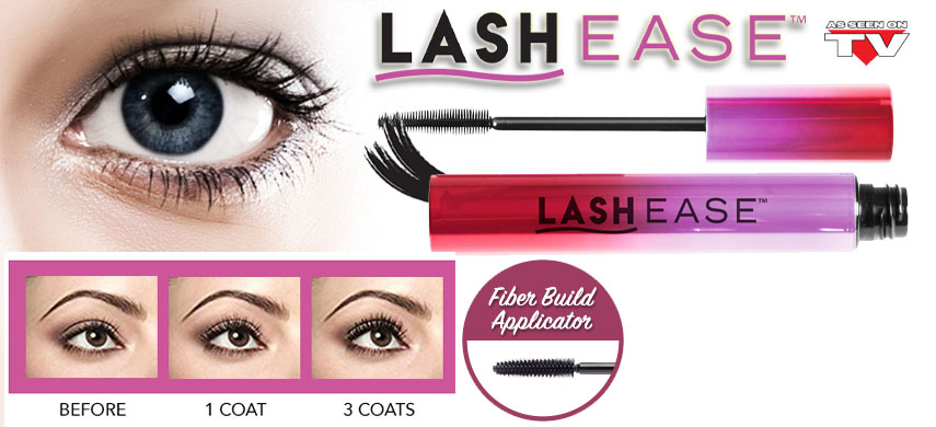 Lash Ease Volume Mascara