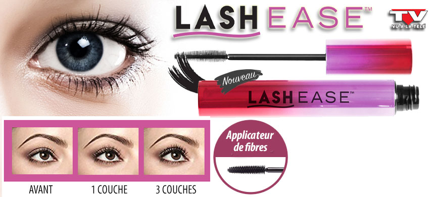 Mascara Volume Lash Ease